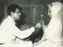 Dilip Kumar Tweets Shayari For Saira Banu. Posts Vintage Pics