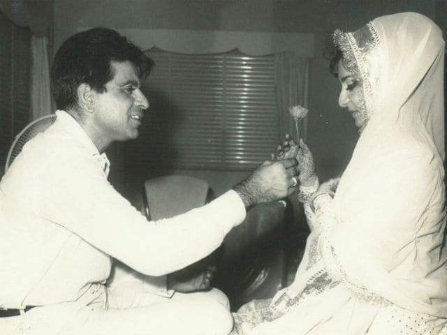 Dilip Kumar Tweets Shayari For Saira Banu Posts Vintage Pics