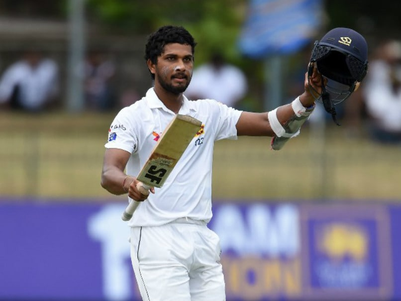 Sri Lanka Omit Dinesh Chandimal For Zimbabwe Tour