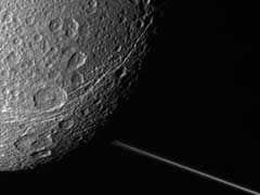 Saturn's Moon Dione Harbours Subsurface Ocean