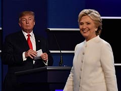 Donald Trump Is 'Most Dangerous' White House Candidate: Hillary Clinton