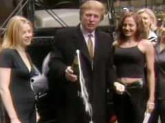 After Donald Trump's 'Sex Tape' Twitter Tirade, A Playboy Video Starring Him