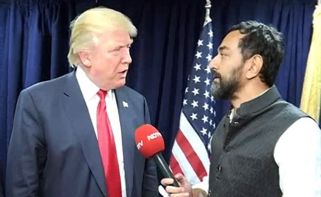 Truth vs Hype : Inside The Trump Machine