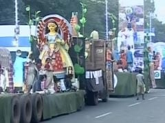 Grand Idols And Long Holiday, How Kolkata Celebrated Durga Puja, And After