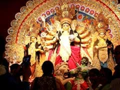 This Durga Puja, Nitish Kumar's Liquor Ban Is A Hit At Pandals