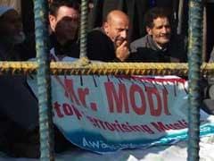 Independent Kashmir Legislator Sheikh Abdul Rashid Detained