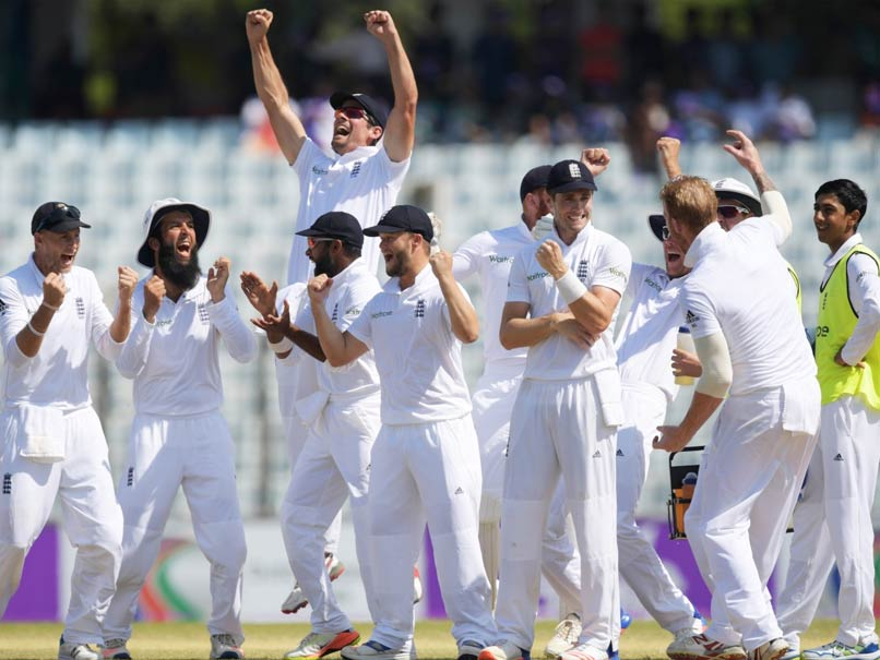 1st Test: Bangladesh Fail To Make History, England Win in Close Finish