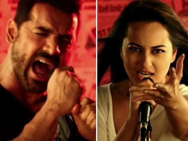Rang Laal: John Abraham Takes The Mic For New Force 2 Song