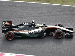 Force India Extend Lead Over Williams After Top-10 Finish in Japanese GP