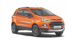 Ford EcoSport Signature Edition Launched; Price Starts At Rs. 9.26 Lakh