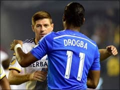 Didier Drogba, Steven Gerrard Near End as MLS Playoffs Kick-Off
