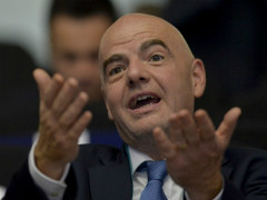 FIFA President Gianni Infantino Proposes 48-Team World Cup