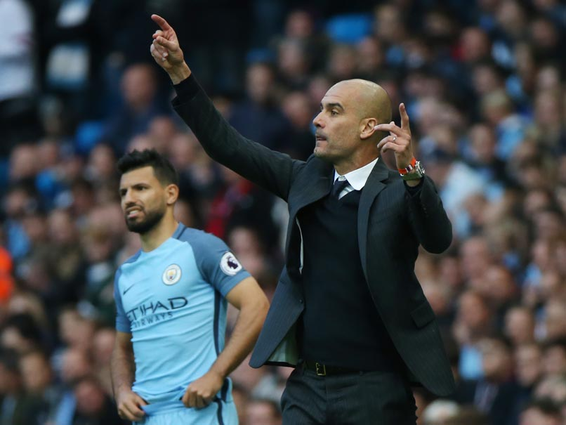 Pep Guardiola Wants Sergio Aguero to Stay at Manchester City