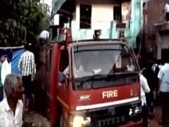 8 Killed, Several Injured After Fire In Crackers Shop In Gujarat's Vadodara