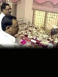 Raids On Andhra Officer Reveal 14 Homes, Roomful Of Silver. There May Be More