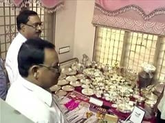 Raids On Andhra Officer Reveal 7 Flats, 60 kg Silver. There May Be More
