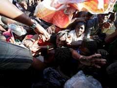 Haiti Death Toll Hits 473 As Survivors Plead For Aid