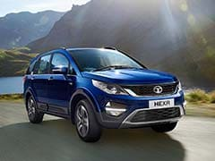 Tata Hexa Price, Features, Specifications And Images