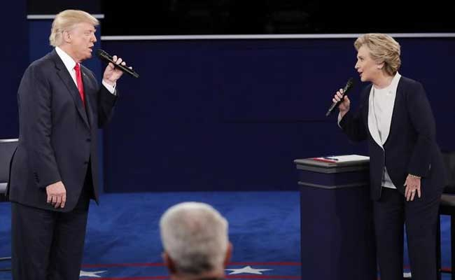 trump clinton democrats rigged debate schedule