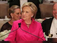 Hillary Clinton Warns Supporters Against Complacency In US Election