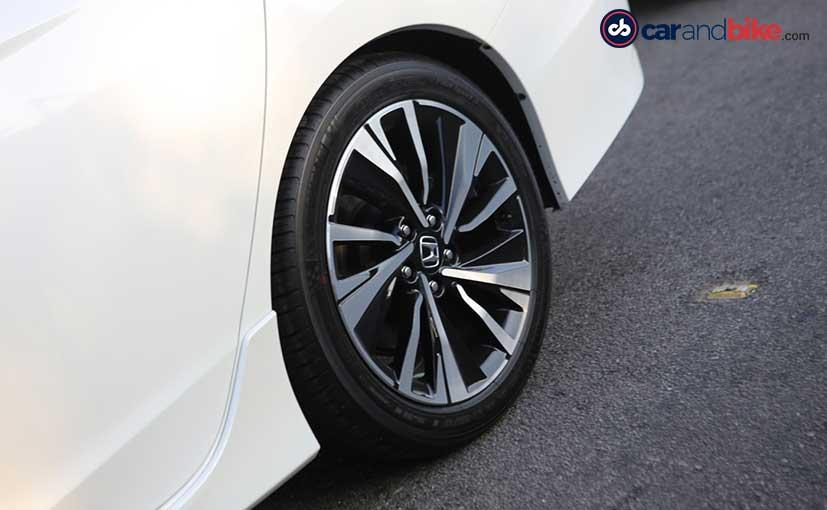 Honda Accord Hybrid Alloy Wheels