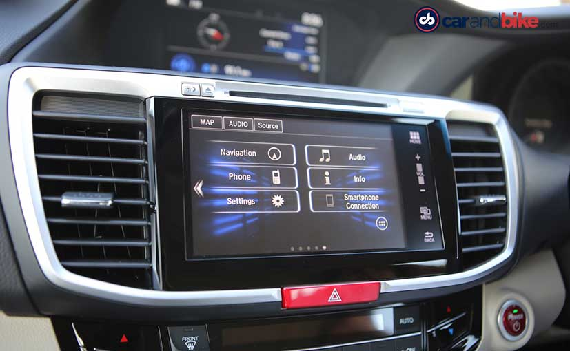 Honda Accord Hybrid Features