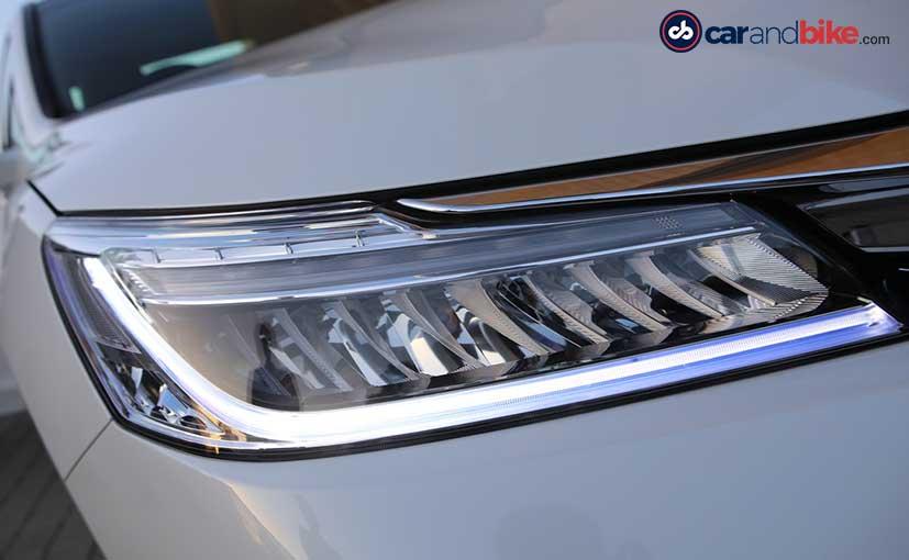 Honda Accord Hybrid LED Headlamps