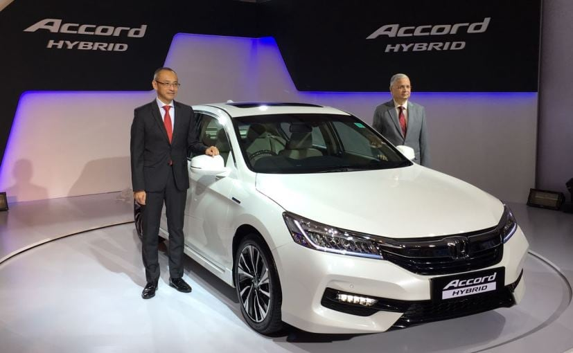honda accord hybrid finally goes on sale in india prices