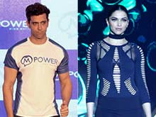 Hrithik Roshan is Proud of Deepika Padukone For 'Courageously' Coming Out About Depression
