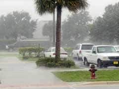 Hurricane Matthew Hammers Florida, Begins Days Long Beating Of Coast