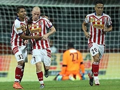 ISL: Chennaiyin FC Play Out 2-2 Draw Against Atletico de Kolkata