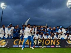 ICC Champions Trophy: Indian Team Selection On Monday