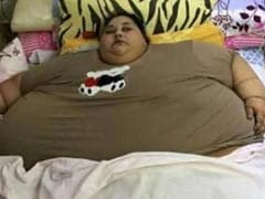 At 500 Kilos, This Woman Is Believed To Be Fattest In The World