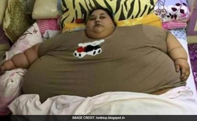 At 500 kilograms, is this 36-year-old the world's heaviest woman?