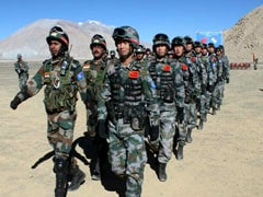 India, China Hold First Ever Joint Army Exercise In Jammu And Kashmir