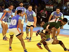 Kabaddi World Cup 2016: India Romp to Easy Win Over Bangladesh