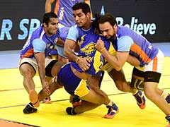 Kabaddi World Cup: India Thrash Thailand To Set Up Final Clash With Iran