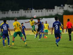 BRICS U-17 Football: Spirited India go Down Fighting Against South Africa