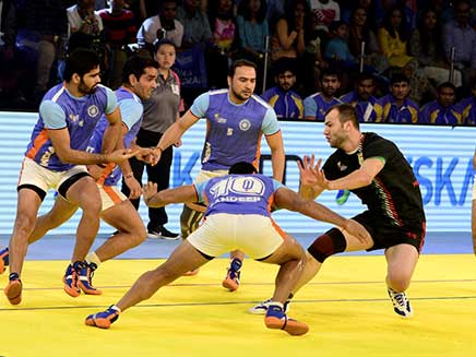 India down Iran to retain kabaddi World Cup
