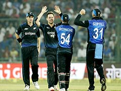 New Zealand Defy Hardik Pandya's Heroics to Level Series vs India 1-1