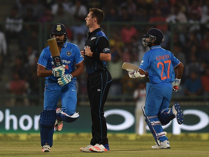 Live Cricket Score India vs New Zealand 3rd ODI, Mohali