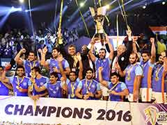 Kabaddi World Cup 2016: India Beat Iran to Clinch Title