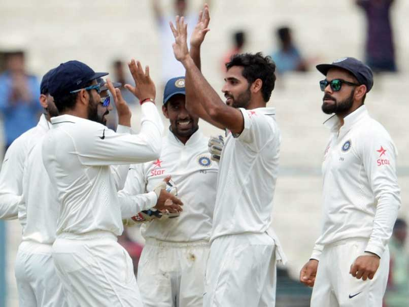 2nd Test: New Zealand Stumble After Wriddhiman Saha Propels India to 316