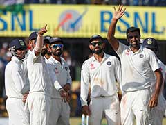 3rd Test: R Ashwin's Seven Wickets Lift India to 321-Run Win, 3-0 Series Clean Sweep