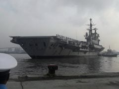 INS Viraat, World's Oldest Aircraft Carrier, Retires From Navy