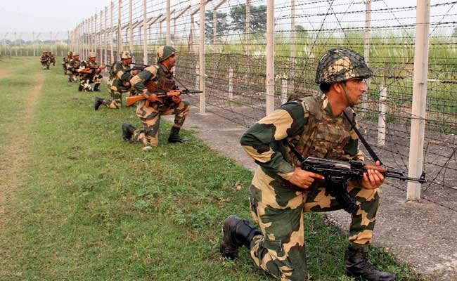 Punjab: BSF personnel shoot dead a suspected Pakistani intruder in Gurdaspur
