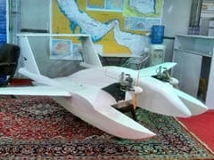 Iran Unveils 'Suicide Drone' That Can Blow Up Targets On Land, Sea