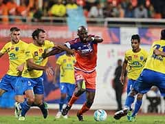 ISL 2016: FC Pune City Play Out 1-1 Draw With Kerala Blasters