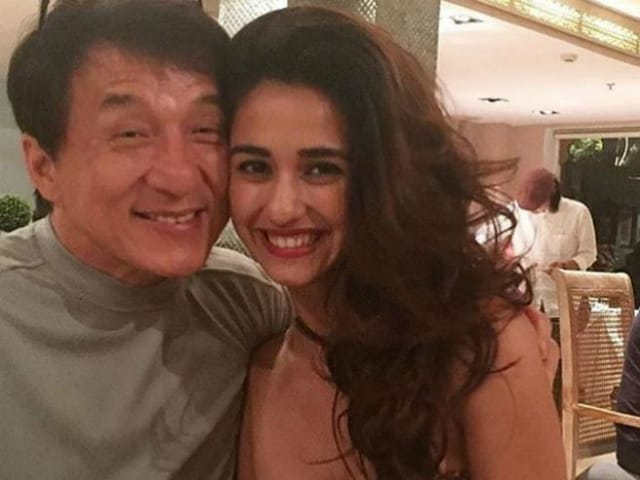 How Disha Patani Got Selected For a Jackie Chan Movie - NDTV