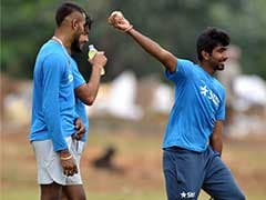 Fit-Again Jasprit Bumrah Bowls With Vigour at Nets Ahead of New Zealand ODI